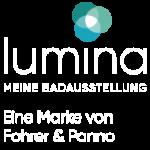 Lumina Badausstellung Logo Fohrer und Panno