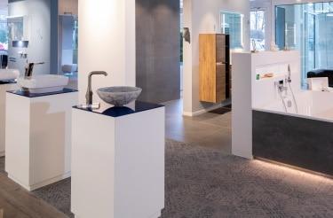Moderne Waschbecken Lumina Badausstellung Wuppertal