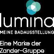 Lumina Badausstellung logo