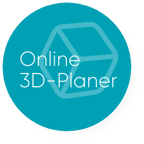 Lumina Online 3D-Badplaner