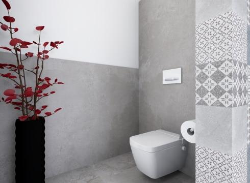 Modernes Badezimmer in Premium Ausstattung