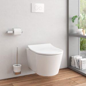 Abbildung weißes WC von TOTO
